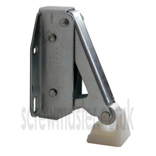 Spring Catch QUICK large automatic pressure touch latch for cupboard doors caravans and campers