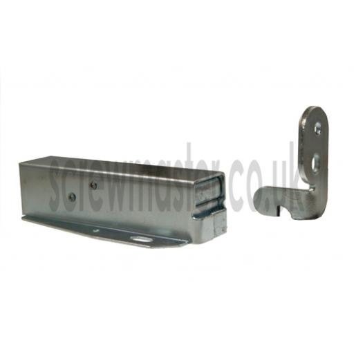 Tutch Latch Automatic Spring Catch pressure touch for Loft Hatch Kitchen Cabinets Cupboards